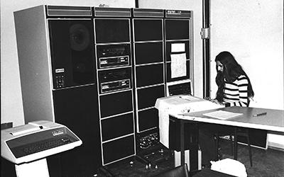 1er ordinateur PDP